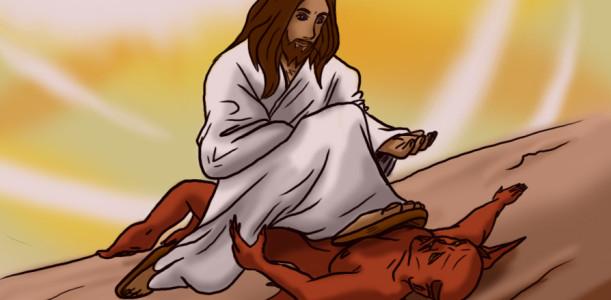 The Enemy Under Jesus Feet 1 Corinthians 15:26-27