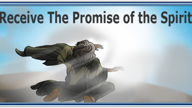 Receive The Promise Of The Spirit Through Faith