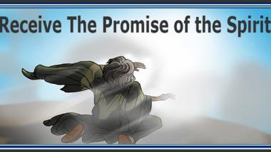 Receive The Promise Of The Spirit Through Faith